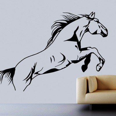 Flying Beauty Wall Sticker Decal