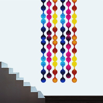 Bubble Chain Wall Sticker Decal