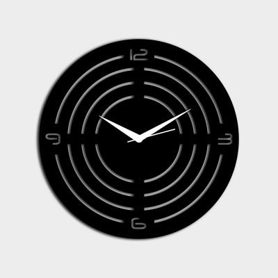 Concircle Style 1 Black Wall Clock