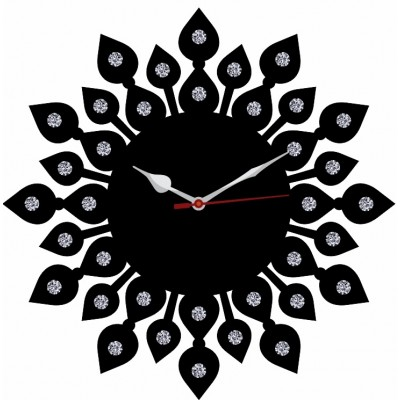 Trendy Ethnic Wall Clock Style 1