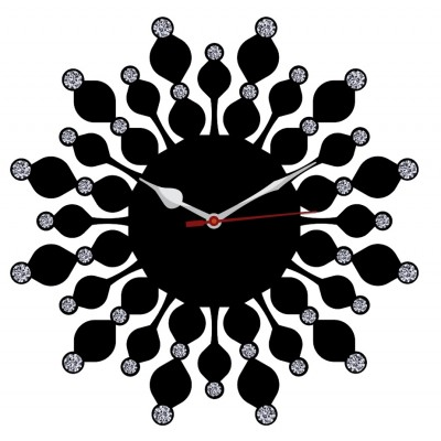 Trendy Ethnic Wall Clock Style 2