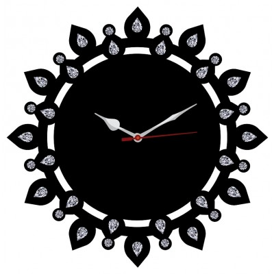 Trendy Ethnic Wall Clock Style 6