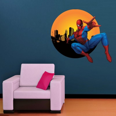 Hey Spiderman Wall Sticker Decal-Small